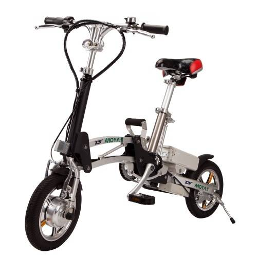 Foldable Electric Bicycle