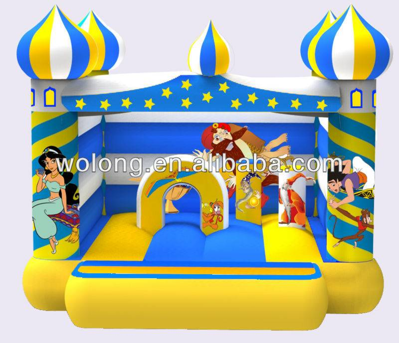 2013 hot selling inflatable bouncer with CE/UL certification