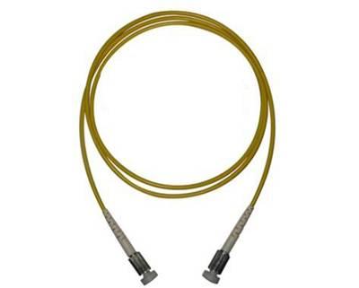 Single mode optic fiber patch cords