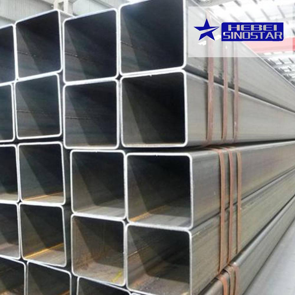 Hollow section square pipes Cold Rolled Steel Pipes