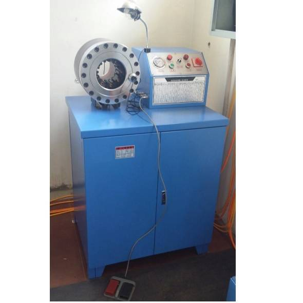 Hydraulic Hose Crimping Machine JHYM68 for 6-51mm 4SP