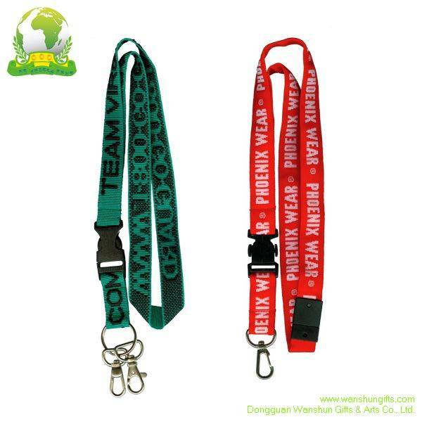Selling Woven Lanyards / Jaquard Lanyards