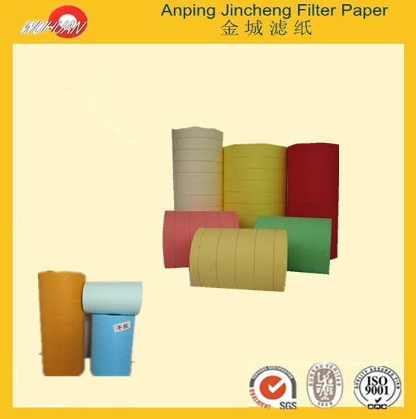 air oil fuel filter paper for car filters