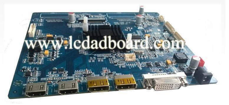 4K2K lcf ad board