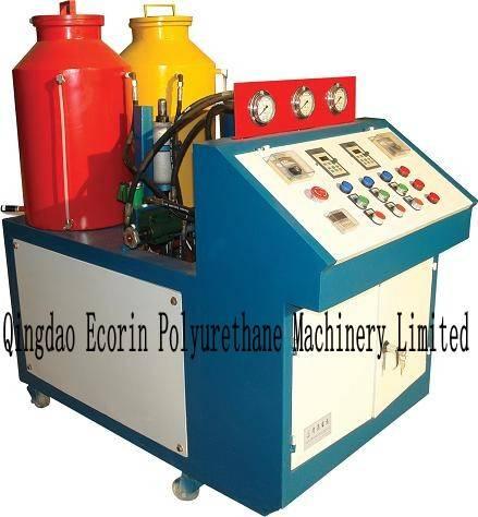 Hydraulic PU Foam Making Machine BH(R)-10,20