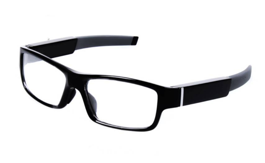 Plastic Sunglasses with Camera