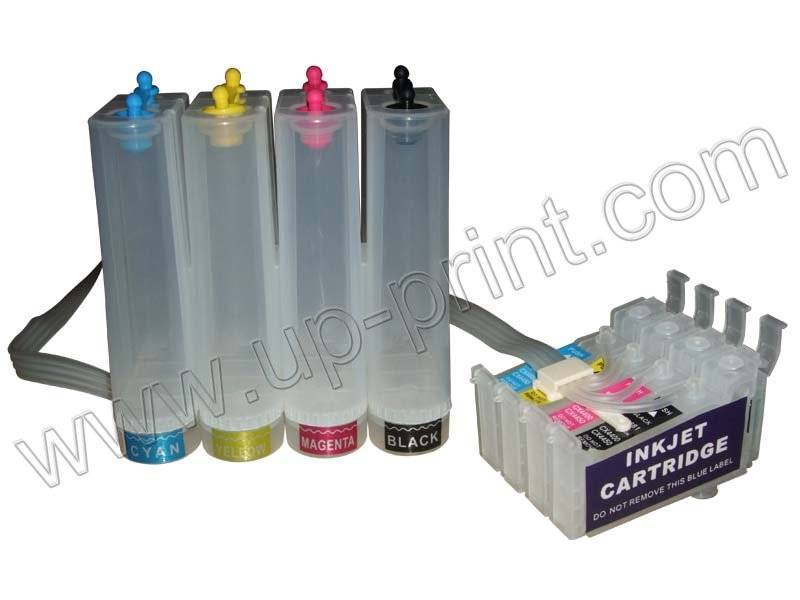 Continuous Ink Supply System /CISS/CFS for Epson CX4400 T0881-T0884