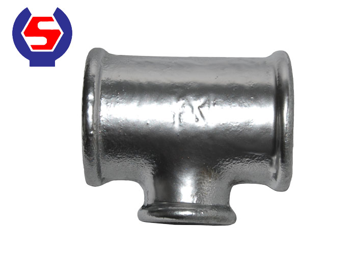 Tees Female Malleable Iron Pipe Fittings