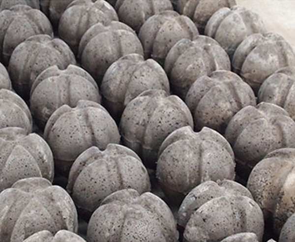 High Temperature Resistance Slag Stopping Ball