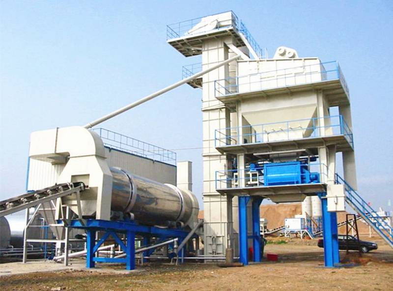 automaticdry-mix mortar mixing plant