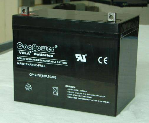 motorcycle battery YTX7L-BS