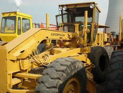 Sell used motor grader CAT 120G