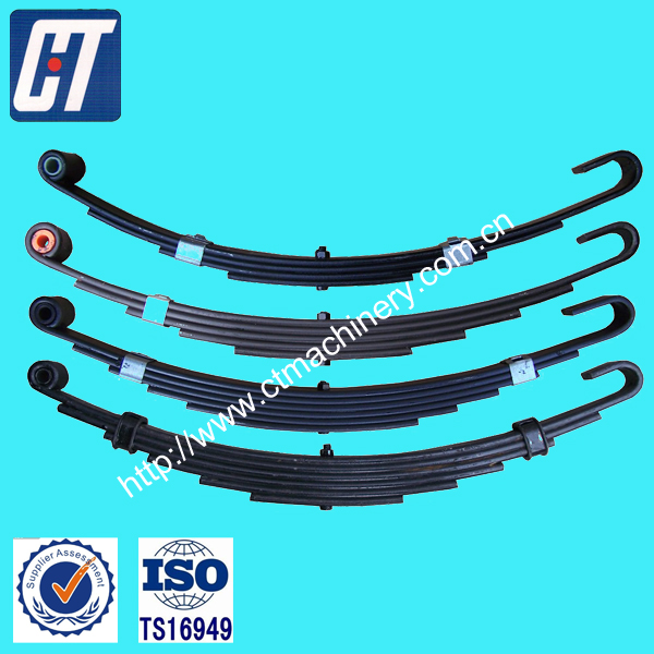 Trailer Heavy Truck Leaf Spring with OEM Quality