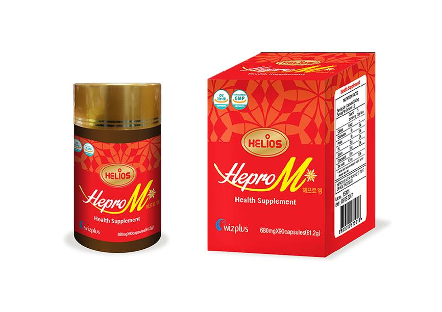 Health supplement - Hepro M