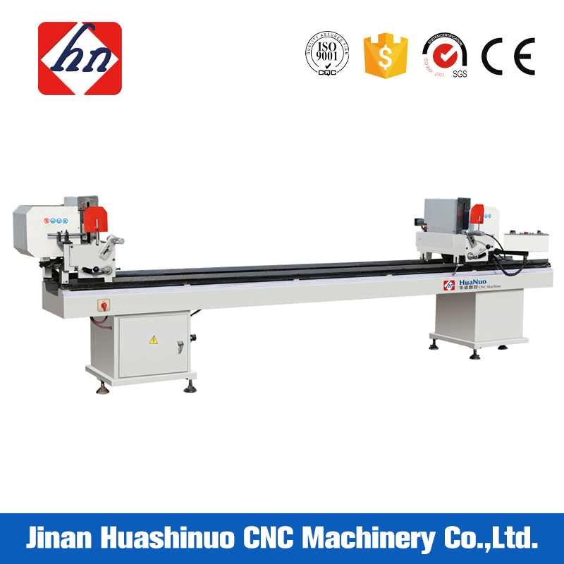 Double Head Cutting Saw Machine for PVC Profile