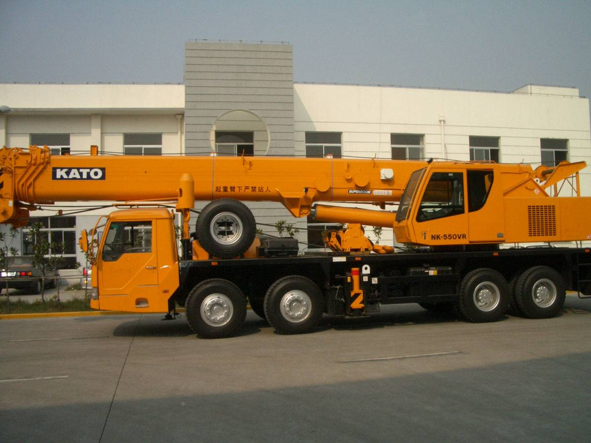 Kato Used Crane (NK450E)