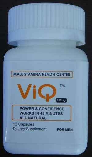 Sell ViQ male libido product and sexual enhancement and private label