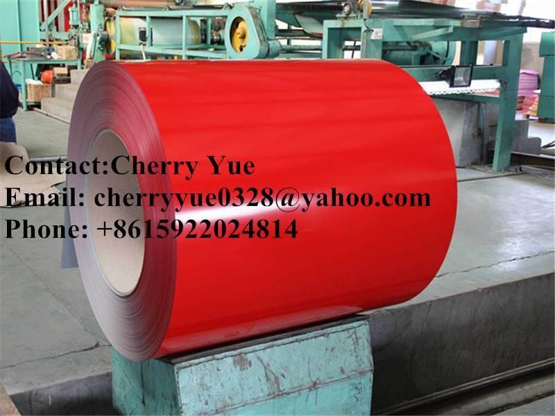 prepainted steel, prepainted steel coil, color steel plate