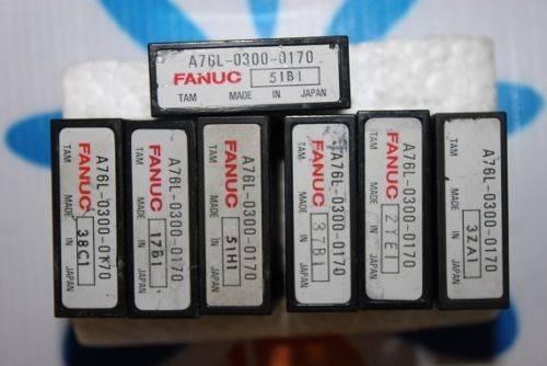 FANUC MODULE A76L-0300-0170