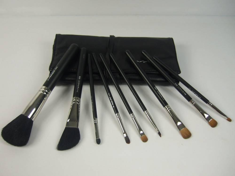 TOP Quality MAC 9pc brush