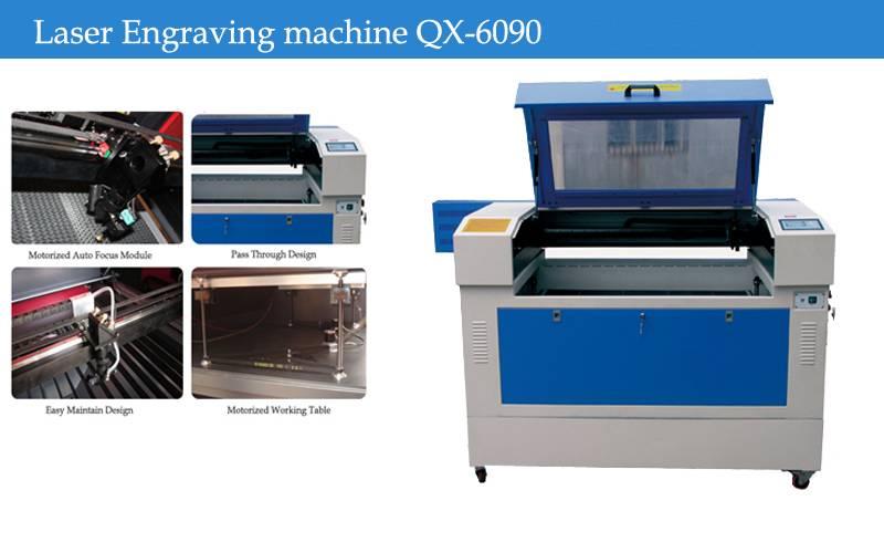 Slate Laser Engraving machine