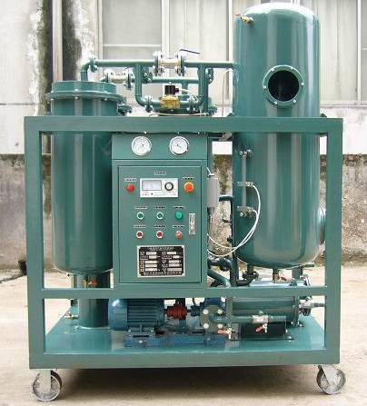 Turbine oil regeneration purifier / turbine oil purifier online-running available