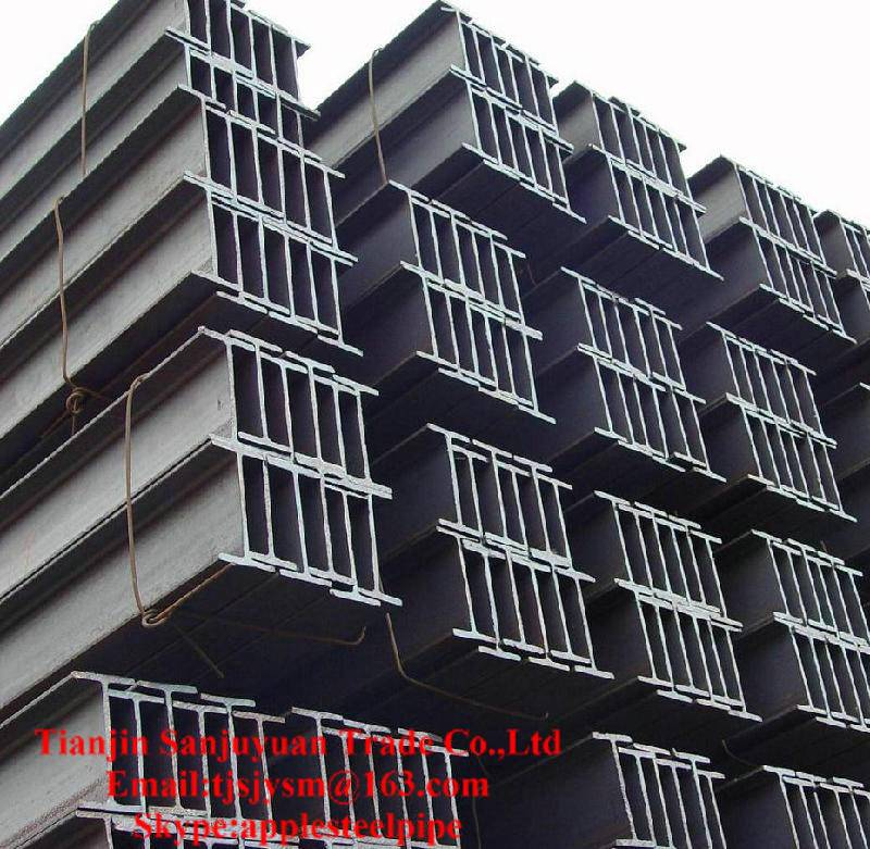 H Beam Steel for Structure Purpose