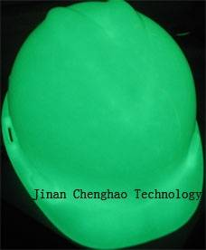 Glow in the dark Safety Helmet
