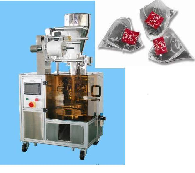 Pyramid nylon Teabag Packing Machine