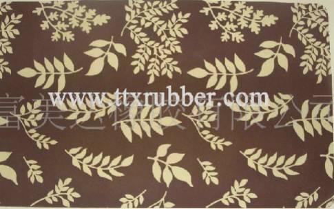 Silicone place mat ,non-woven fabrics carpet,desk/table mat,3D coaster