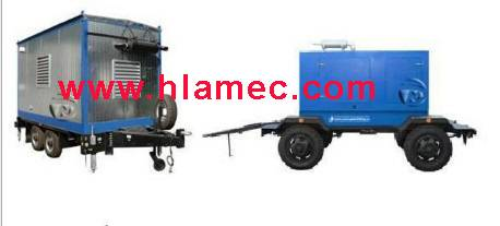 Mobile Vacuum Transformer Oil Purifier
