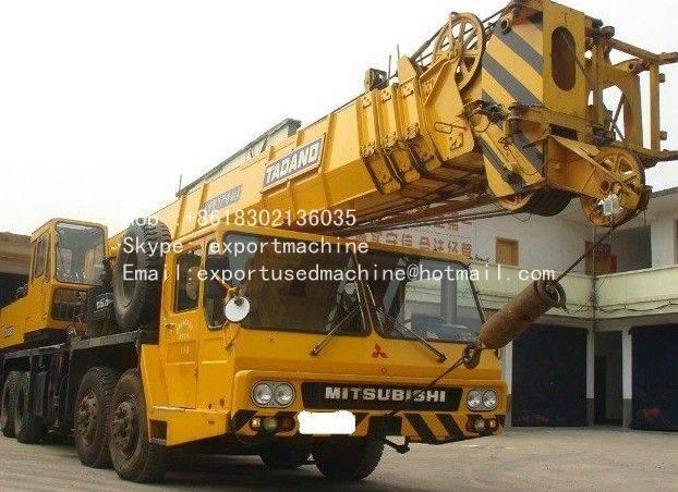 used tadano tg500e truck crane for sale