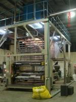 FD-BM1600-PVC PVC shrink film blowing machine
