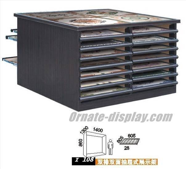 Drawer Tile Rack