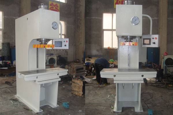 YP41 Series single column arber hydraulic press
