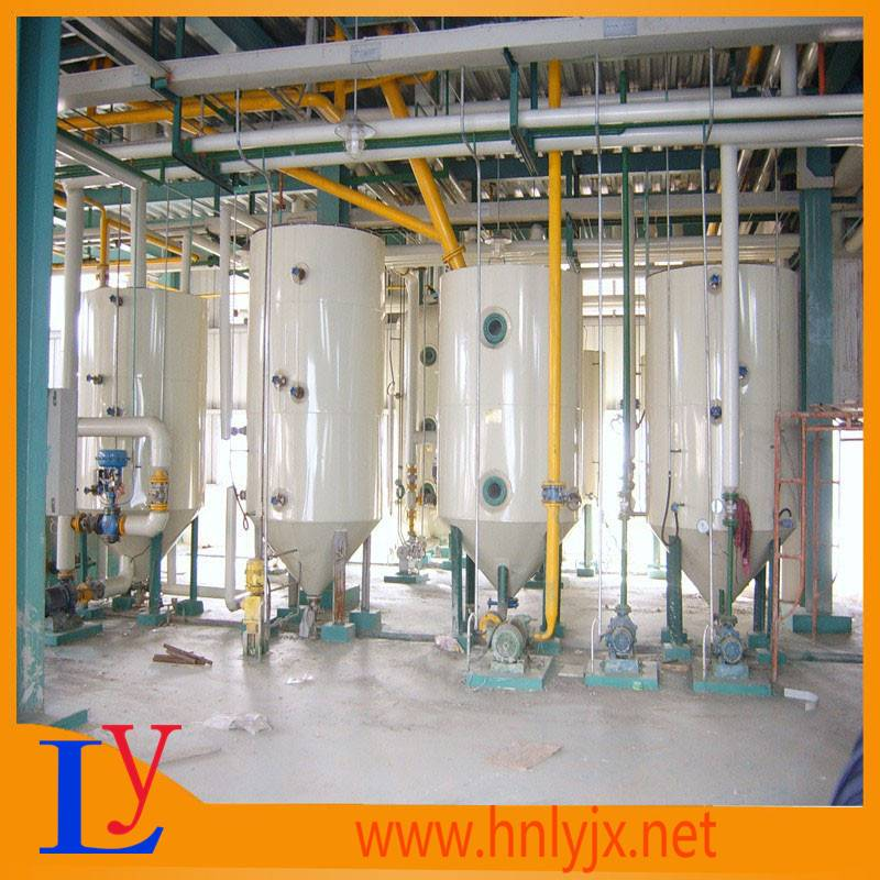 cooking oil production line rapeseed soybean peanut turnkey project
