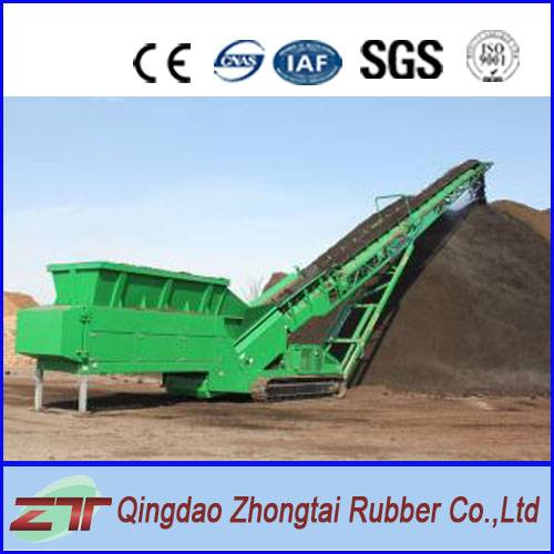 steel cord conveyor rubber belt