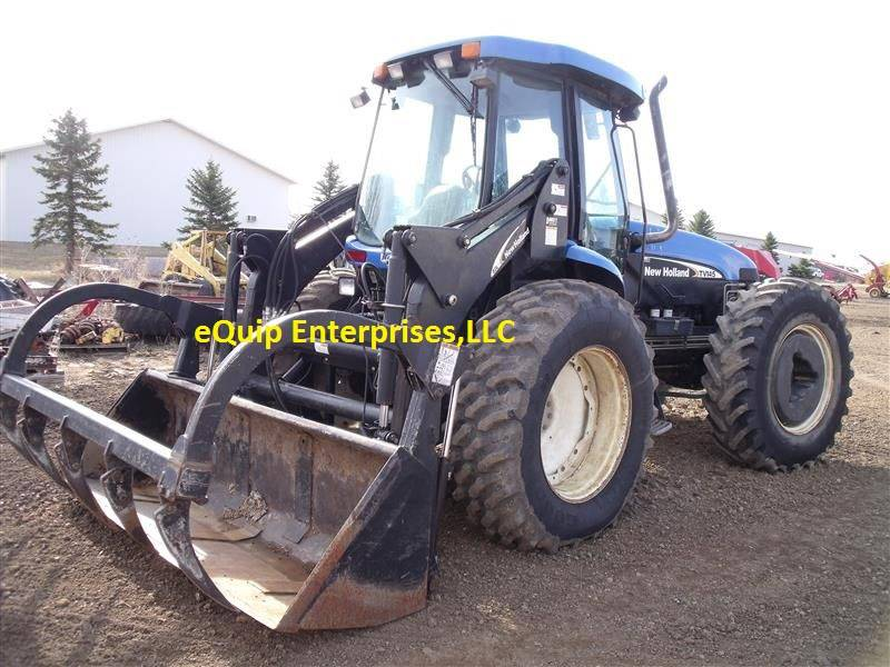 Used 2006 New Holland TV145 for sale