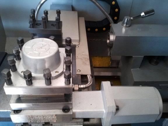 CNC lathe for 6132