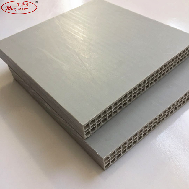 PP plastic formwork for construction shuttering concrete wall