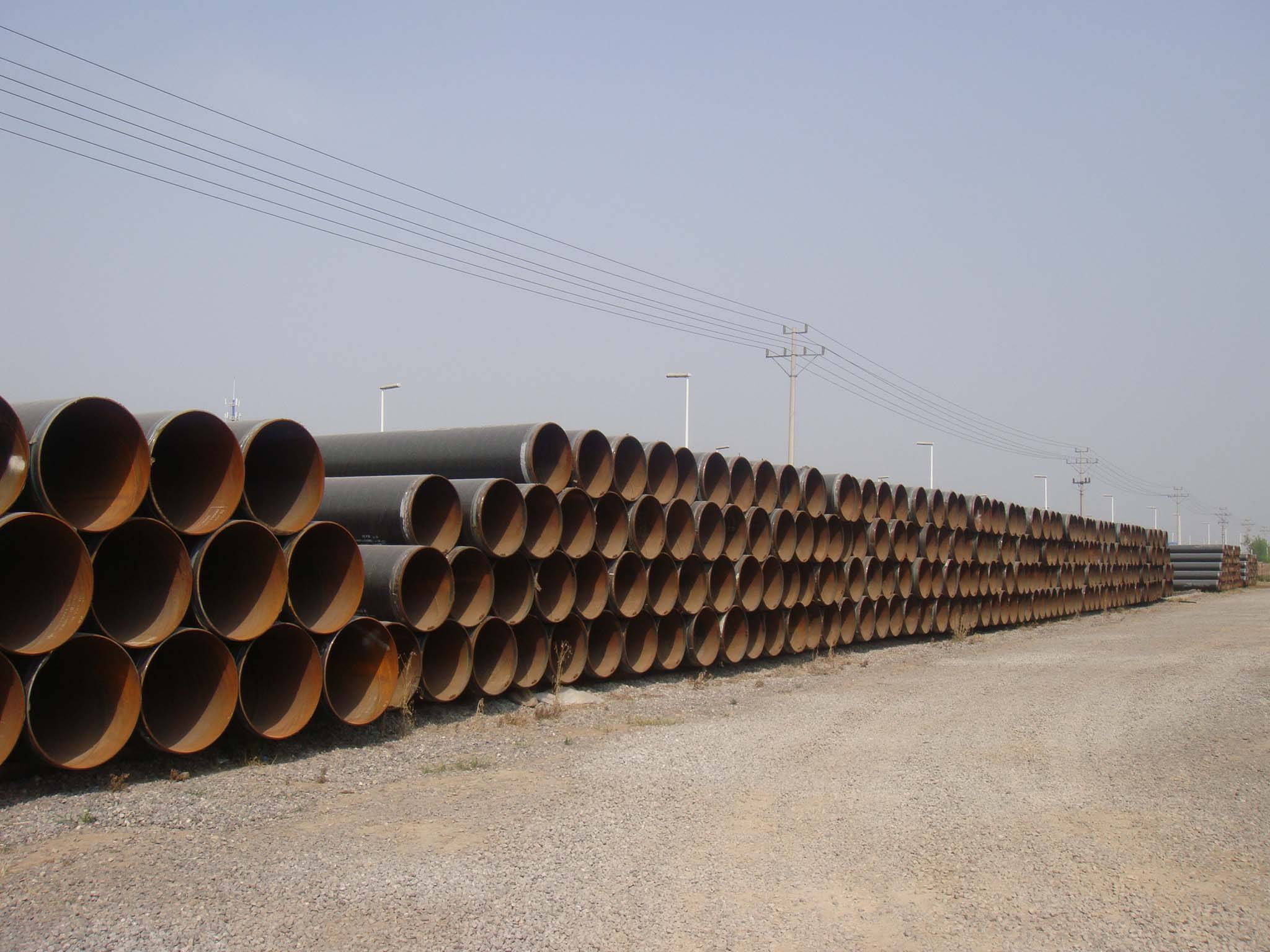 thin wall hollow section steel tube