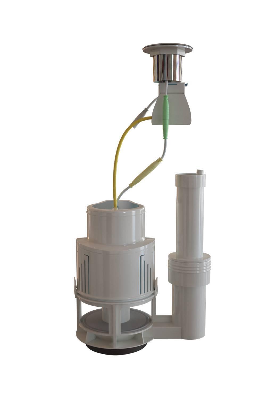 sensor toilet flush valve