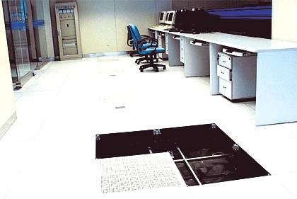 Produce Anti-static access flooring panel