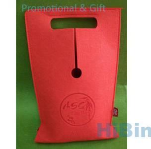 wine bag, custom wine bag