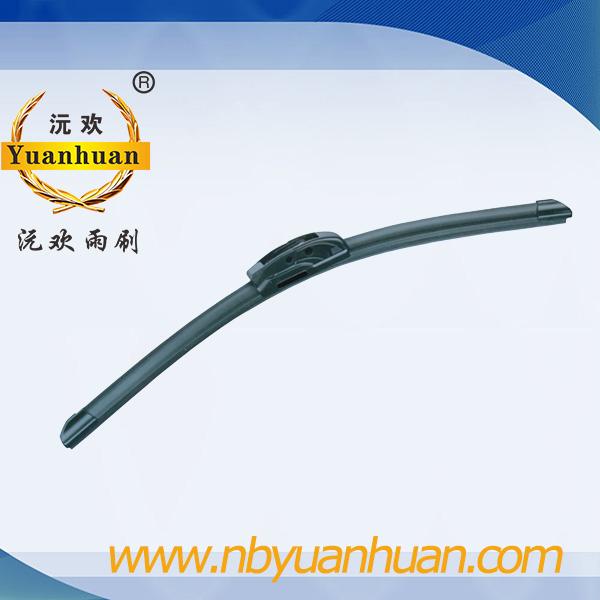 YH-03 Beam windshield wiper blade soft windshield wipers flat wiper blade