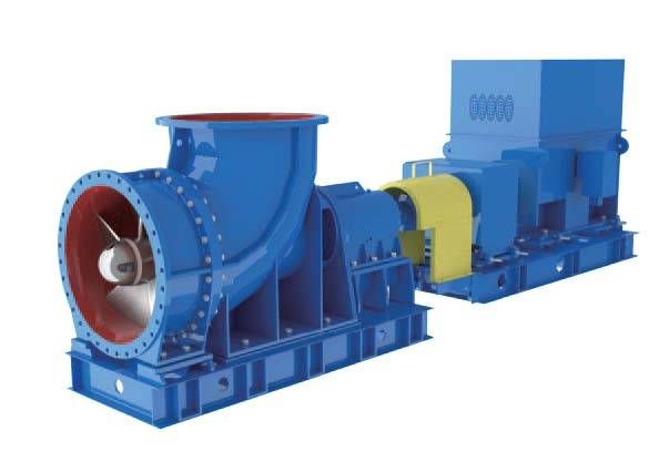 HZ /LHZseries chemical axial-flow pump