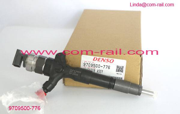 Denso original common rail injector 095000-7761 for Toyota Hilux 23670-30300