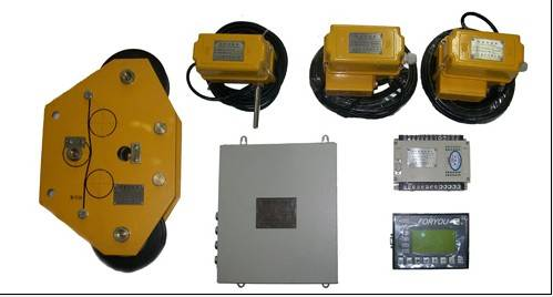 Anti-Collision System of Tower Crane (SYS6000A/6000E)