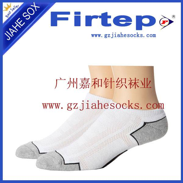 Hot sake ankle cotton sport sock, fashion athletic socks