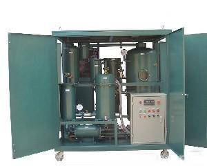 Transformer Oil Cleaning Machine